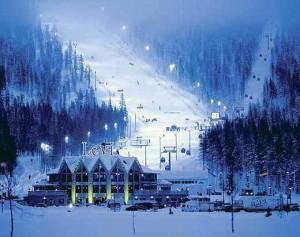 Новый год в снежной Финляндии