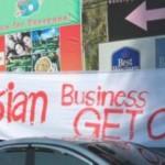 Тайцы против русского туризма!