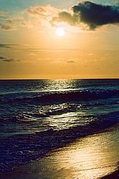 Вечер на Атлантике