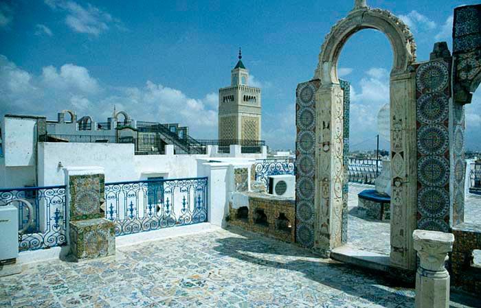 Тунис самый красивый город Африки