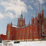 Путешествие по католической Европе и христианской церкви