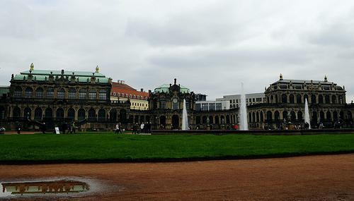 Путешествие в Дрезден — мертвый город