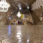 Соляные шахты и копи в Величке