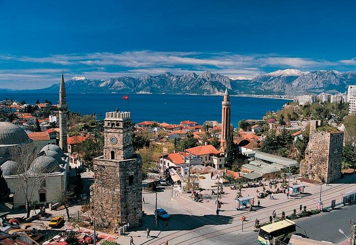 Интересные места Турции