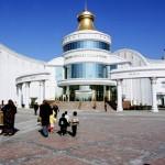Путешествие в сердце Азии -  Туркменистан