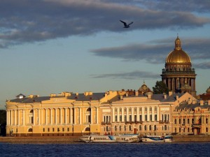 Путешествие по Северной Столице — Санкт-Петербургу