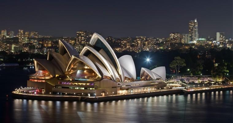 Опасные районы Сиднея