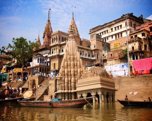 Индийский город — Варанаси. Глазами туриста.