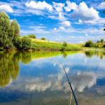 Отдых на берегу озера