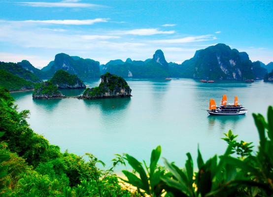 Отдых во Вьетнаме.