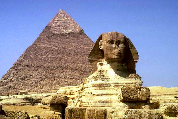 Веселое путешествие в Египет!