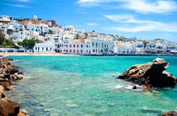 Волшебный бриллиант Греции — Крит