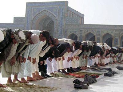 Что пьют арабы в Рамадан.