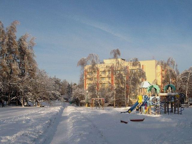 Клуб-отель Воскресенское