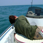 Туристу на заметку - морская болезнь!
