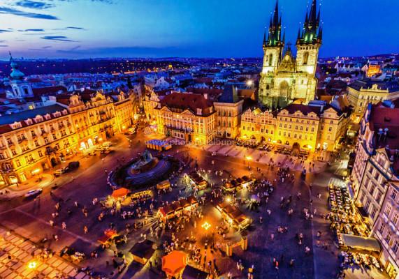 Туризм в Западной Чехии