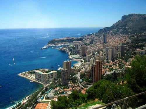 Путешествие по легендарным городу Лазурного берега богемной Ницце и азартному Монте-Карло