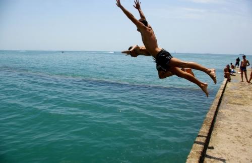 Смертоносный прыжок: перелом шейного отдела позвоночника