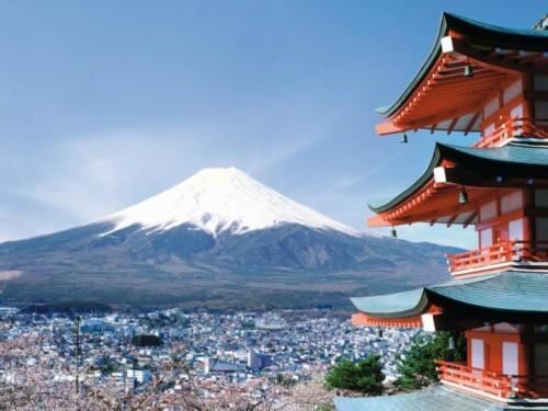 Страна восходящего солнца — Япония