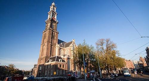 Церковь Вестеркерк в Амстердаме