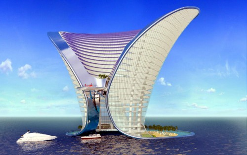 Отель Апейрон, эмират Дубай
