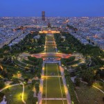 Дневные и ночные развлечения Парижа
