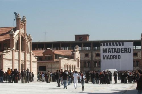 Матадеро Мадрид