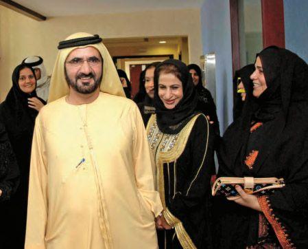 Национальная одежда, эмират Дубай