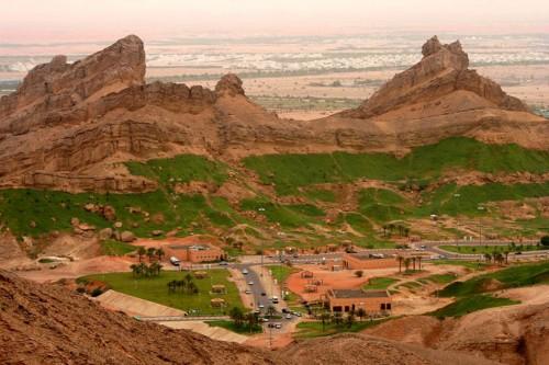 Аль-Айн, эмират Дубай