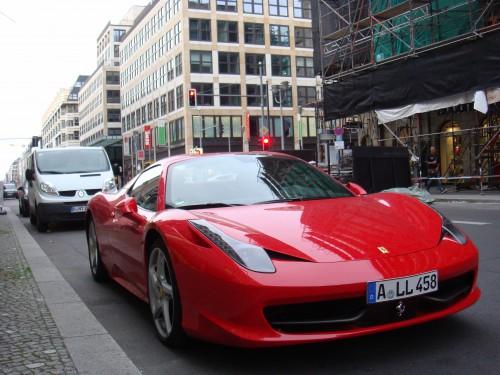 Легковые автомобили в Берлине
