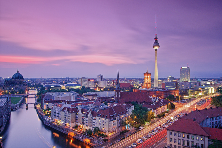 berlin-road