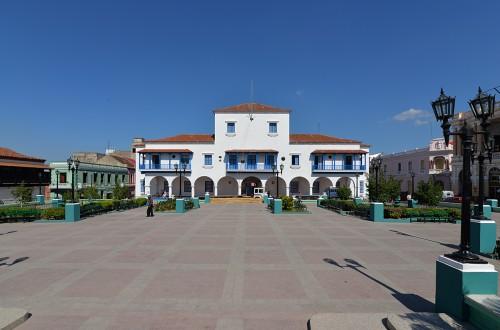 Сквер Сеспедес