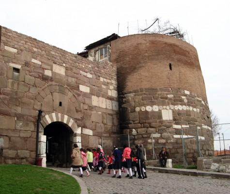 Цитадель в Анкаре
