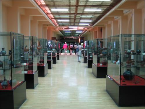 Музей древнейших культур Малой Азии в Анкаре