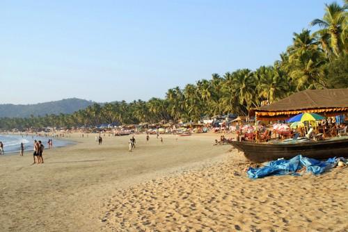 Palolem Beach, Гоа