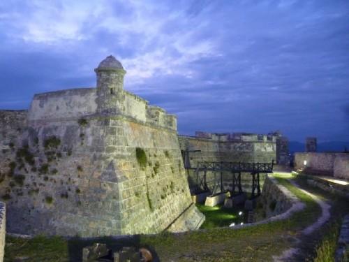 Крепость Сан Педро де ла Рока дель Моро