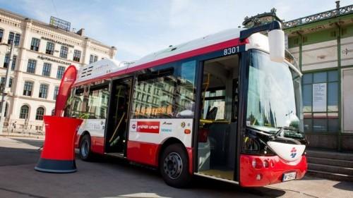 Общественный транспорт в Вене
