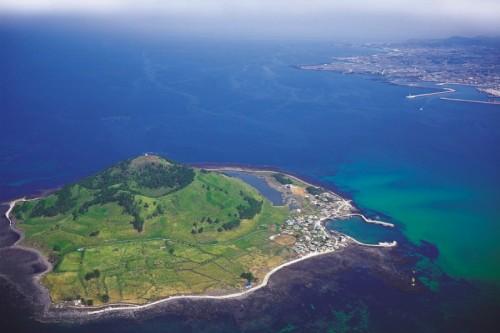 Мандариновый остров. Южная Корея.
