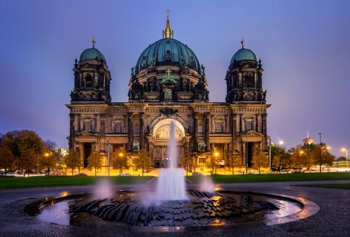 Почему нужно побывать в Берлине?