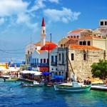 Самые популярные морские курорты Греции