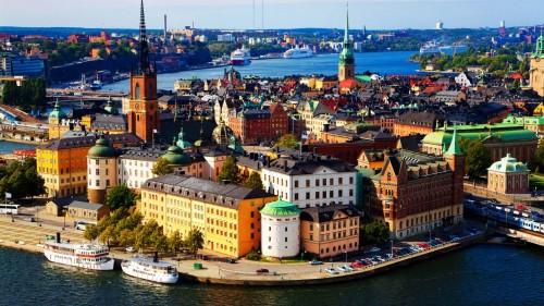 Хельсинки – столица Финляндии