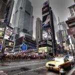Культурная жизнь Нью-Йорка: Бродвей